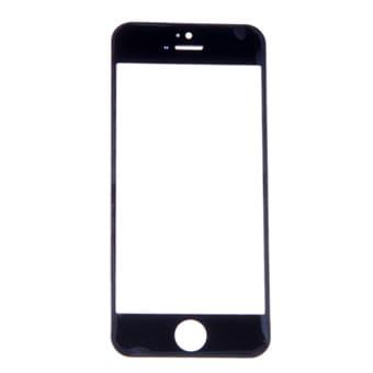 Glass til iPhone 5 - Sort