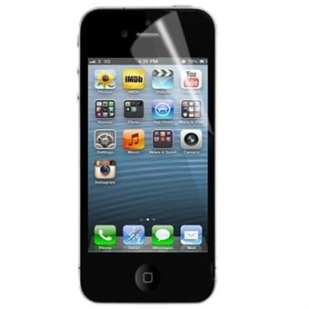 Displaybeskyttelse til iPhone 5