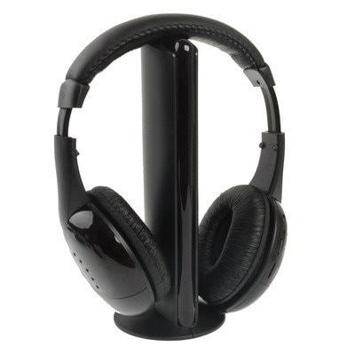 Trådløse Hi-Fi hodetelefoner 5i1