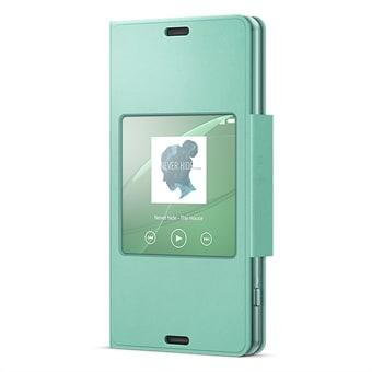 Sony Style mobildeksel SCR26 til Xperia Z3 Compact Deksler