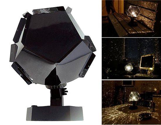 Stjerne-projektor GDS