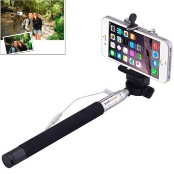 Selfiepinne til mobiltelefon