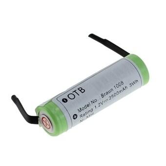Batteri til BraunPhilips Barbermaskin Tannbørste Kjøp på 24hsho