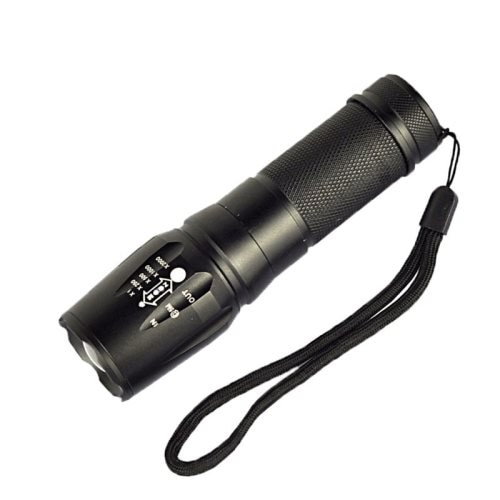 Lommelykt LED CREE XM-L T6 5-Mode 2000LM