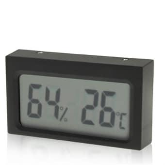 Digital Minitermometer / hygrometer for  luftfuktighet