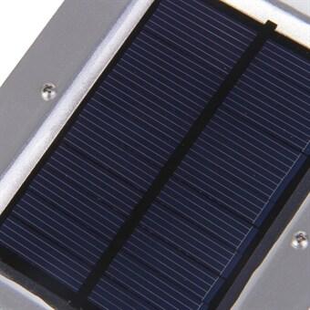 16 LED Solcelle Utebelysning med bevegelsedetektor Kjøp på