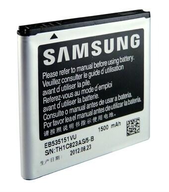 Samsung Originalbatteri EB535151VU til Samsung i9070 Galaxy S Advance