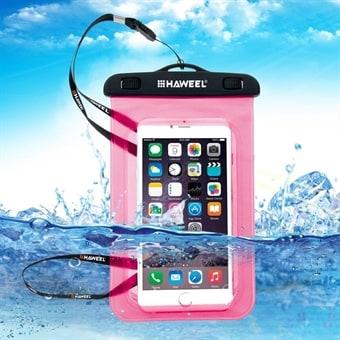 31ea58d5 Vanntett veske med reim iPhone / Samsung / Sony / Huawei - Kjøp på 24h