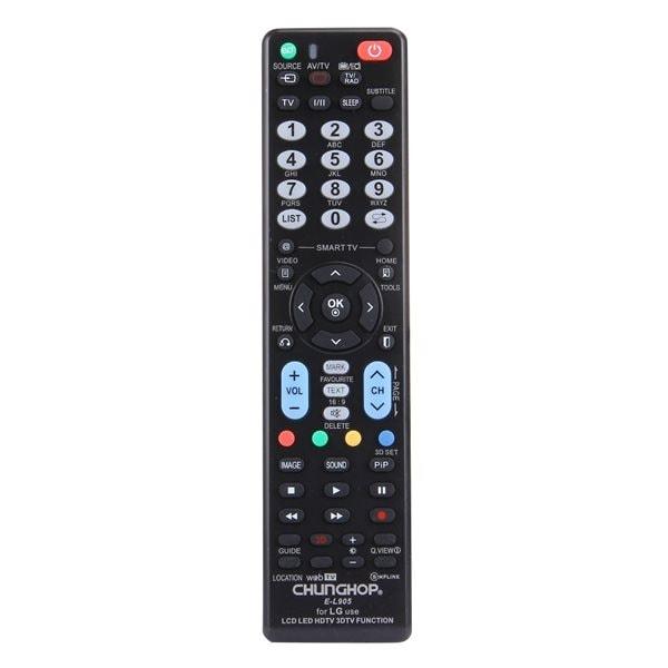Fjernkontroll for LG LED-Tv /  LCD Tv - Universal