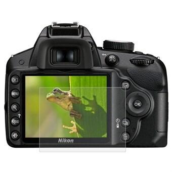 Skjermbeskyttelse herdet glass Nikon D3200 / D3300