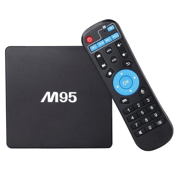 Tv boks M95 4Kx2K UHD Smart Android 6.0 WiFi