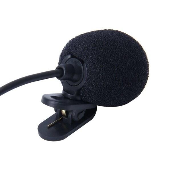 Mikrofon med Clips til Mobiltelefon & Datamaskin