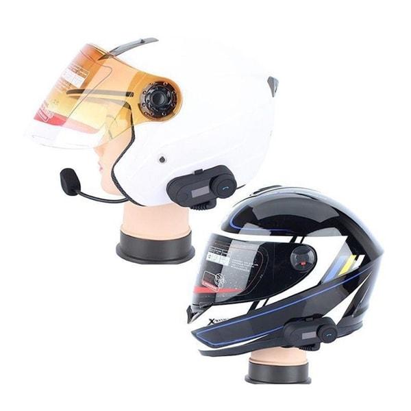 46d6986c6 Bluetooth Intercom headset MC / Motorsykkel 1000m