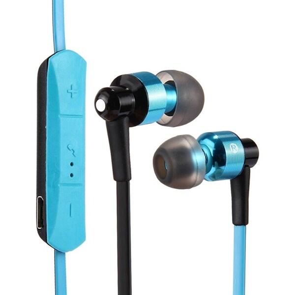 Trådlösa iPhone hörlurar med fjärrkontroll