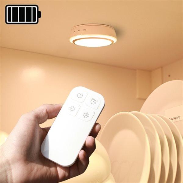 trådløse led lamper med fjernbetjening
