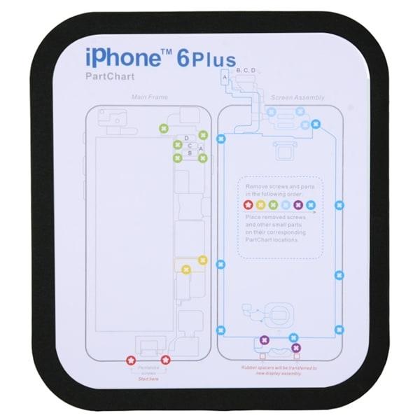 Magnetmatte iPhone 6 plus