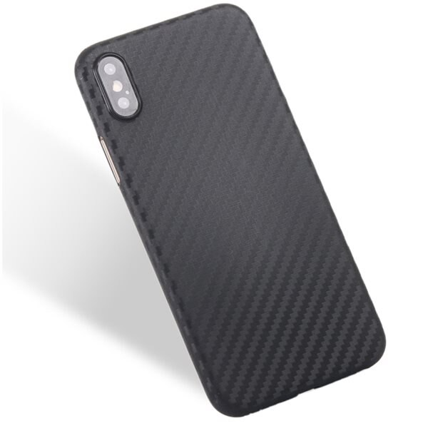 Carbon Fibre Skal iPhone X