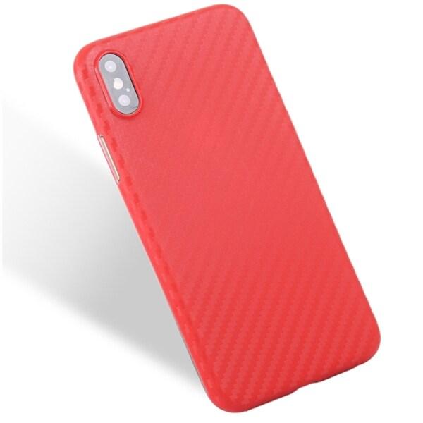 Rött  Skal iPhone X