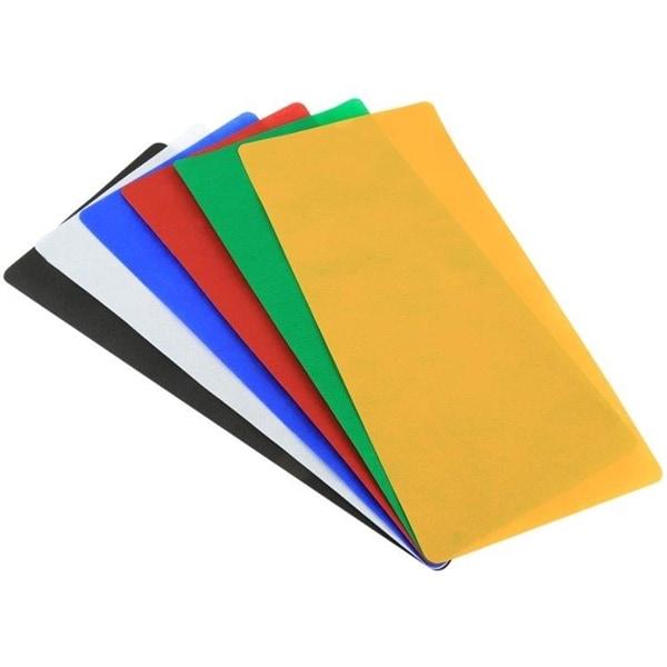 Fotobakgrund 6 färger - 80x40cm