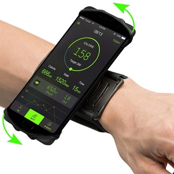 Armbånd Mobil 180 grader