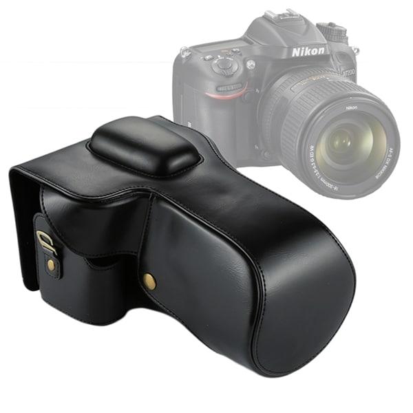 Kameraveske/kamerafutteral for Nikon D7200 / D7100 / D7000
