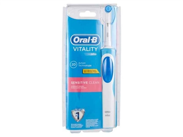 Oral-B Vitality Sensitive Clean D12.513S CLS