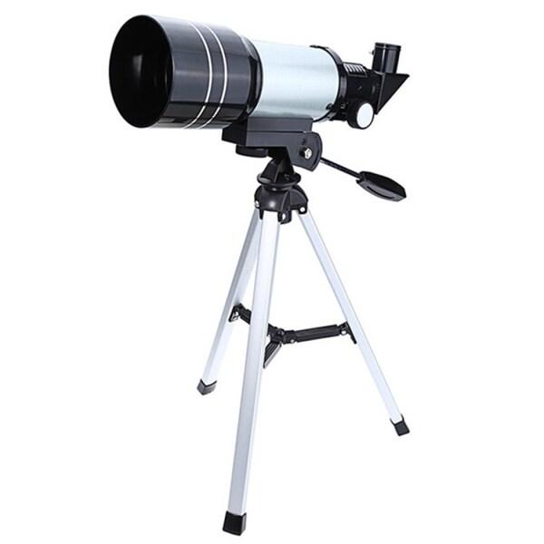 Høyoppløst Teleskop i Aluminium