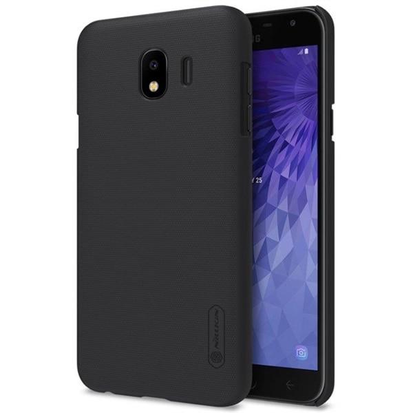NILLKIN Frostet Bakdeksel Samsung Galaxy J4 2018 Svart