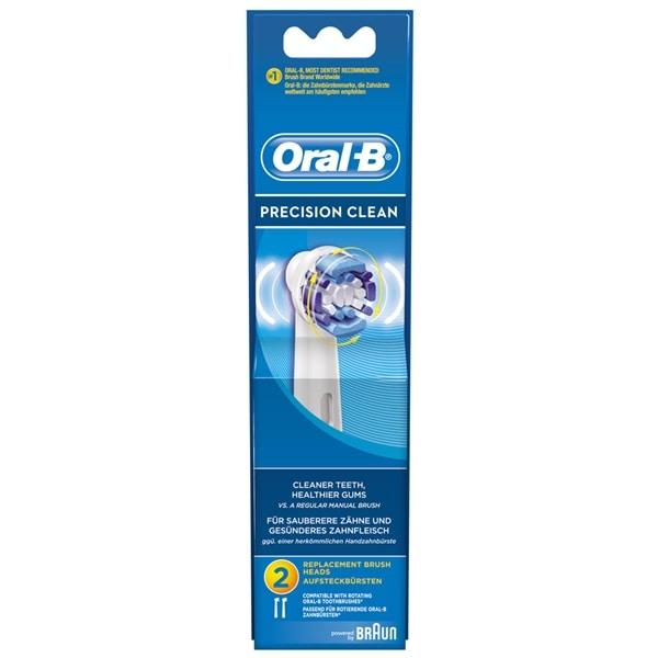 Oral-B Precision Clean EB20 Refillbørstehode
