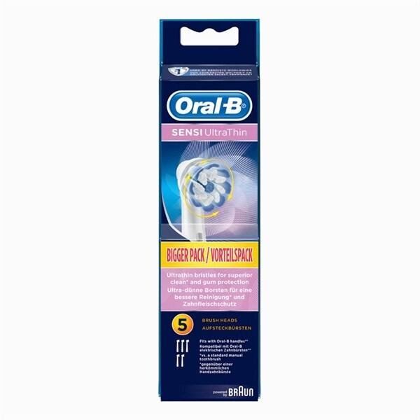 Oral-B Sensi Ultrathin Børstehoder 5-pk