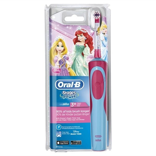 Oral-B (Braun) Vitality Kids Princess