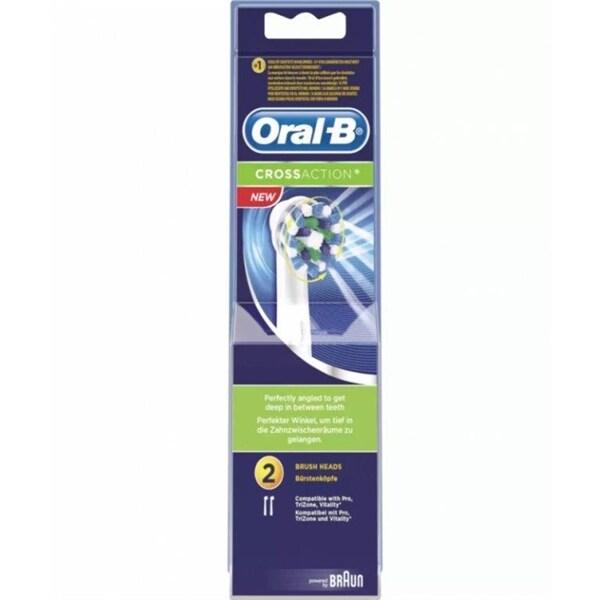 Braun Oral-B CrossAction EB50 2-Pk