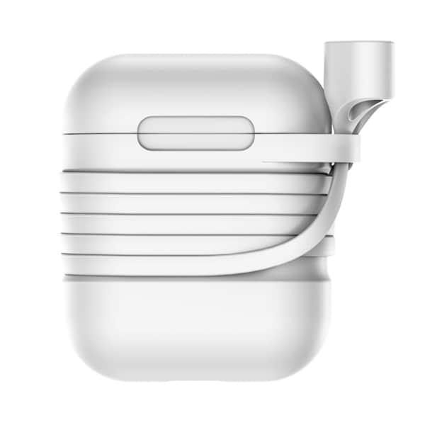 Baseus Silikon Oppbevaringsveske + Straps Apple AirPods