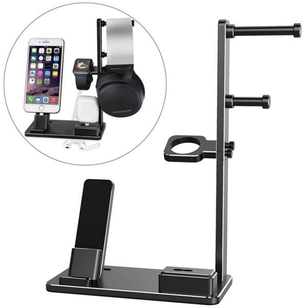 Ladestasjon iPhone & Hodetelefoner & Airpods