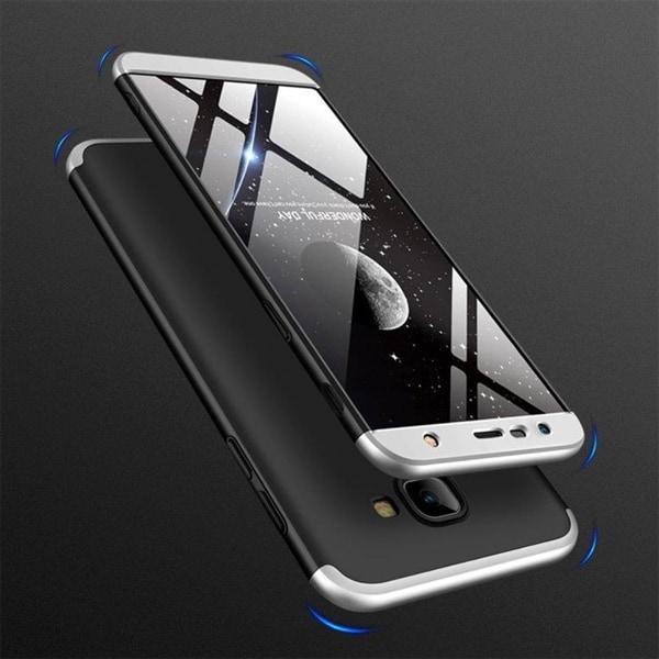 GKK 3-delat Fullskyddsfodral Samsung Galaxy J4 Plus