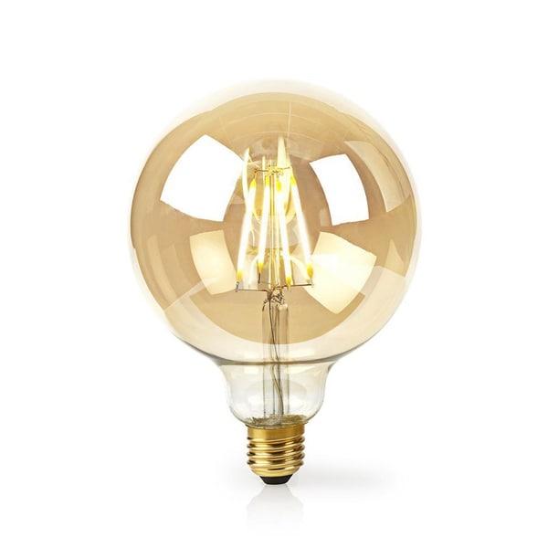 24hshop NedisWi-Fi Smart LED-lyspære E27, 125mm