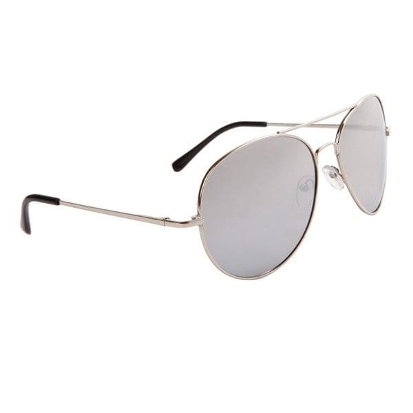 d50653fde035 Solbriller Pilot Speil - Sølv - Kjøp på 24hshop.no