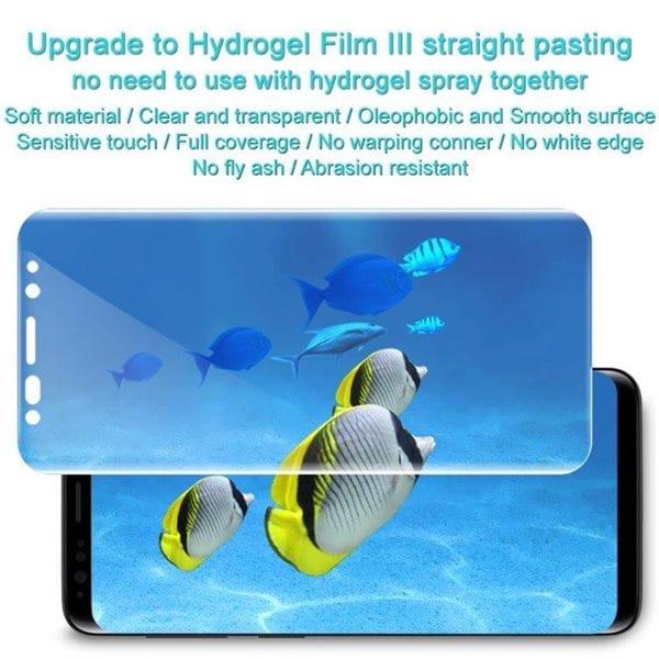 2 pack 0.15mm Full skjermbeskyttelse Samsung Galaxy S9 Plus