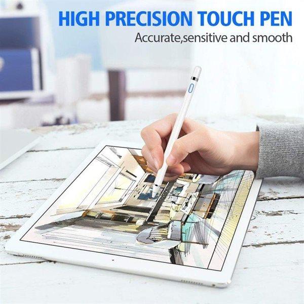 1.4mm Høyfølsom Stylus Penn til iPad, iPhone, Galaxy