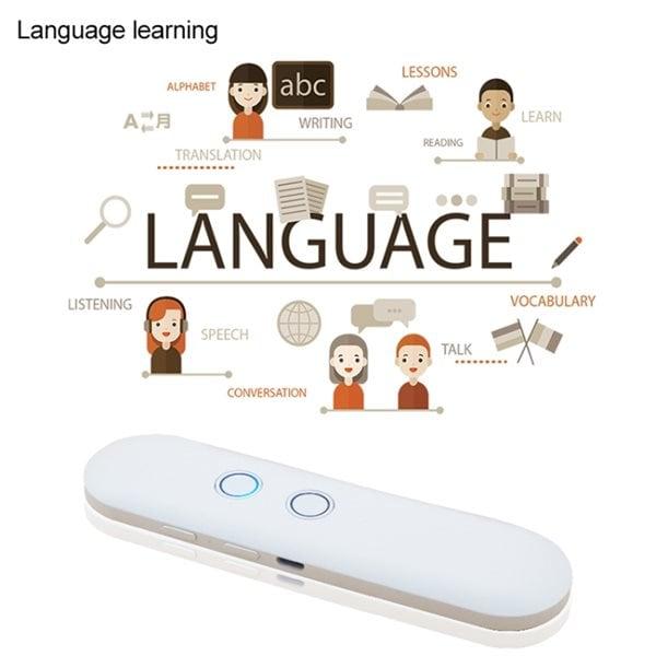 Portabel oversettelsesmaskin 42 språk Kjøp på 24hshop.no