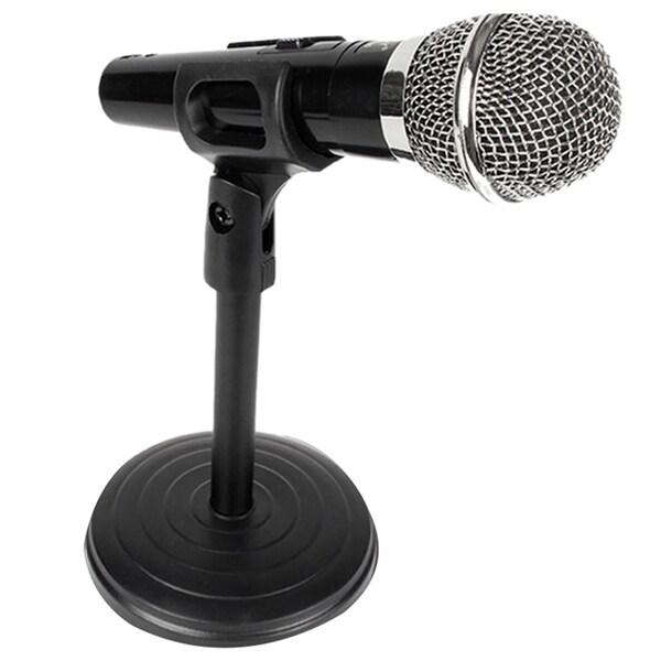 Mikrofonstativ for bord 22cm Kjøp på 24hshop.no