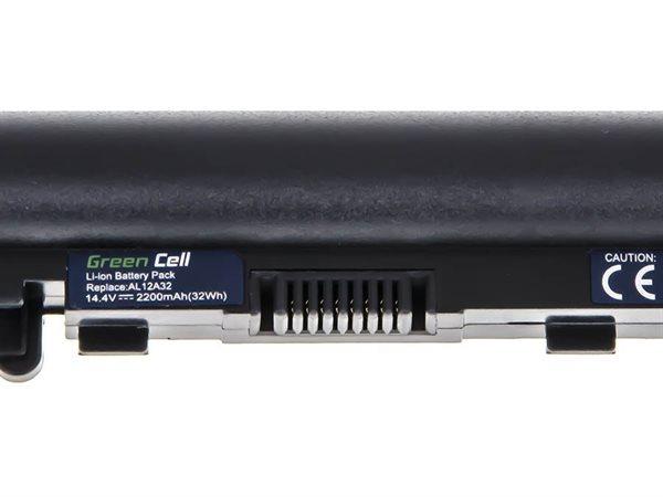 Acer Aspire E1 572 Batteri & Adapter
