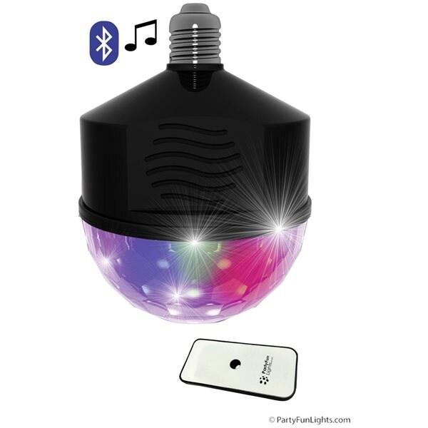 24hshop Party Fun Lights Discolampe & Høyttalere