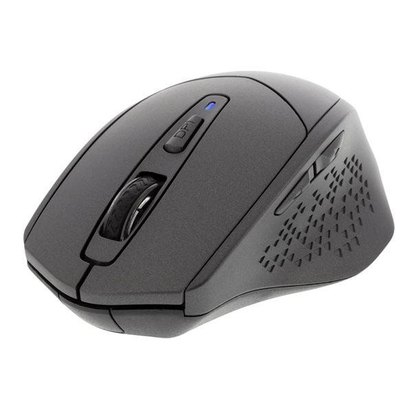 24hshop Deltaco stille Bluetooth-mus - Grå