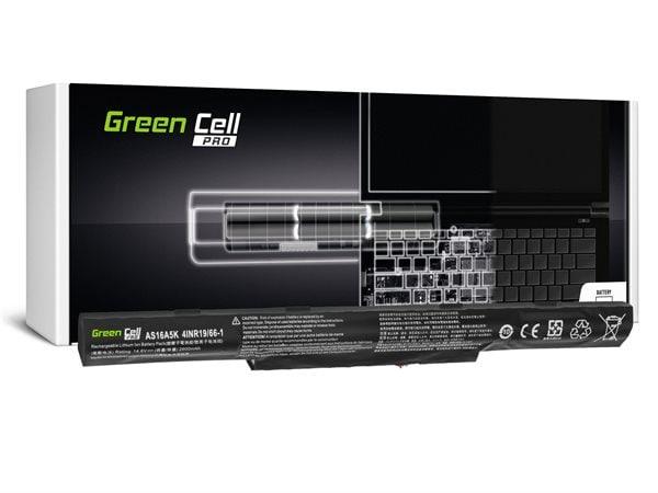 24hshop Green Cell PRO batteri AS16A5K till Acer Aspire E15 E5-553 E5-553G