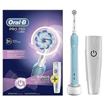 Oral-B (Braun) Pro 750 Sensi UltraThin 3671810c585ec