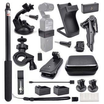 Mikrofon DJI OSMO Pocket Gimbal Kamera Kjøp på 24hshop.no