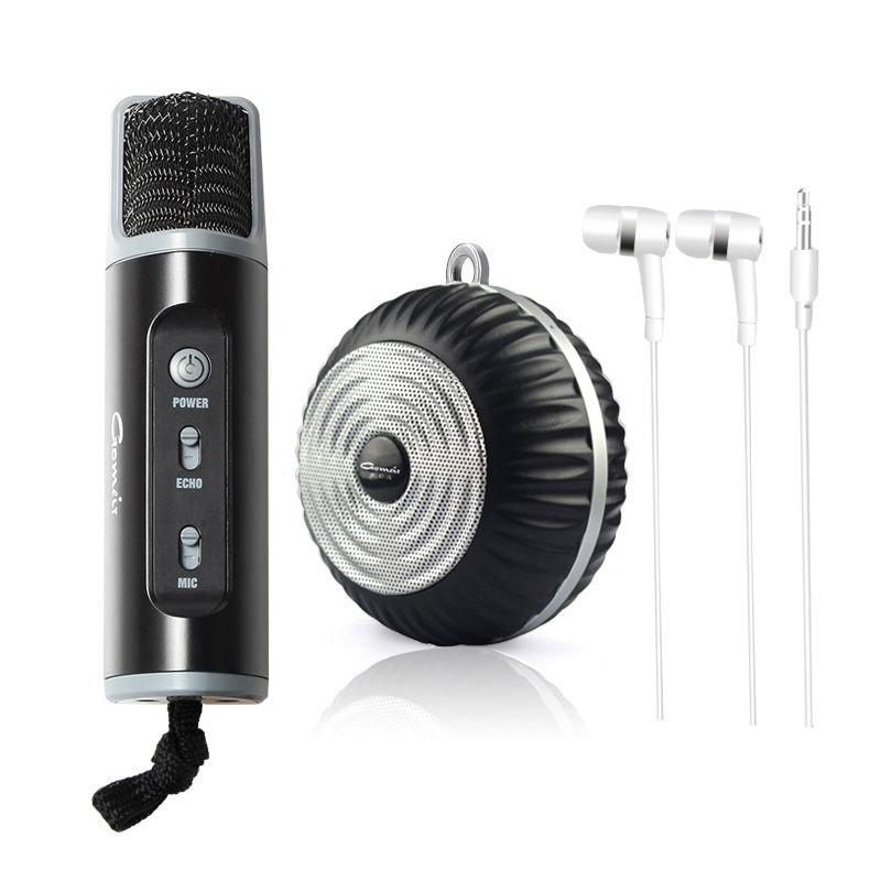 Bluetooth Karaoke Mikrofon iPhone Android Kjøp på 24hshop.no
